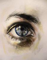 Eye study IV. by IchtylovaMast