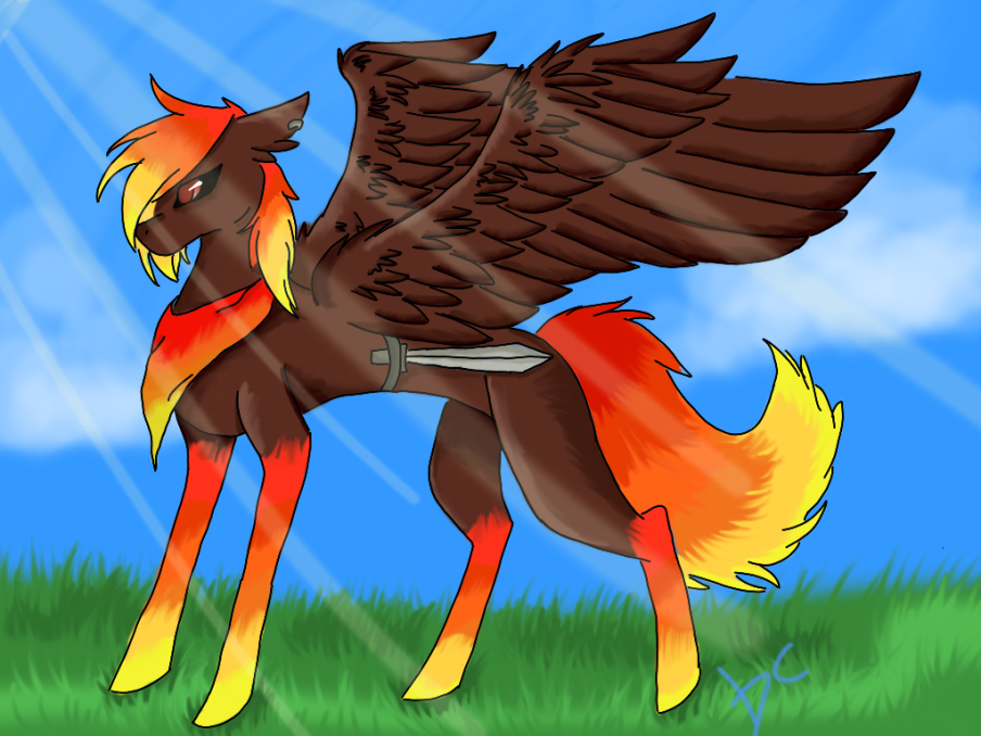 Aiden Ember by SketchyTwi