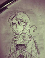 The Book Thief by mintychocolatelover