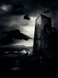 death tower by Eichenelf