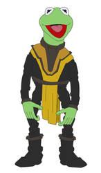 Shirai Ryu Kermit by dead82