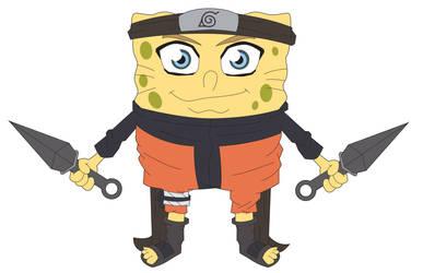 Spongeruto NinjaPants by dead82