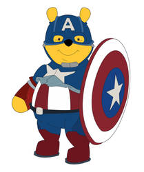 American Pooh by dead82