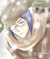 only ishida uryuu by evildavs