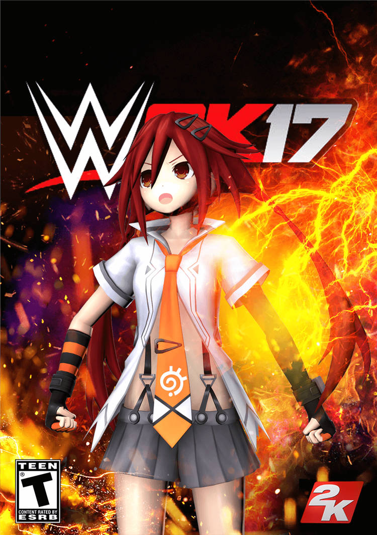 Uzume 2K17 Custom Cover by KuletXCore