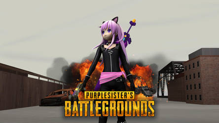 Purple Sister's Battlegrounds by KuletXCore