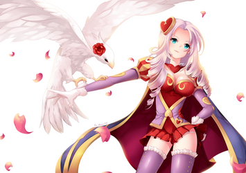 Heartseeker Ashe by HamiFR