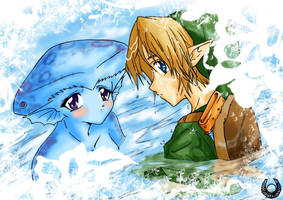 link and Ruto by SweetTifa