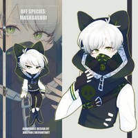 adopt: off species (closed) by amepan