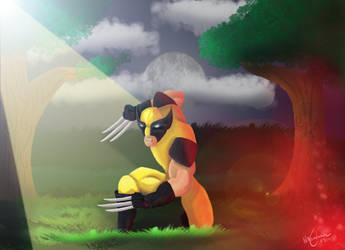 Wolverine by nmonag