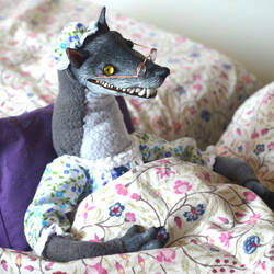 Perfect Disguise (posable art doll) by falauke
