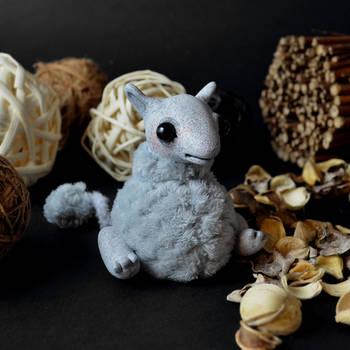 The Kneadling - slavic mythos toy by falauke