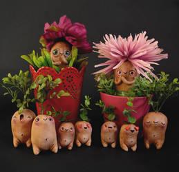 Goofy Critters :B by falauke