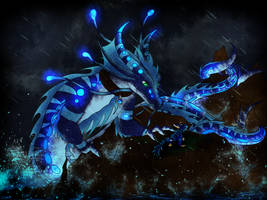 The Jowwi Leviathan by ThatDrakiLady