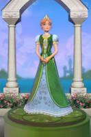 Princess Arelia by VitosaBu