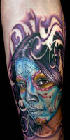 day of the dead wife by tat2istcecil