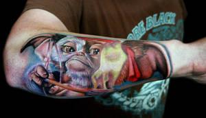 gizmo tattoo by tat2istcecil