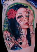 brian viveros tattoo by tat2istcecil