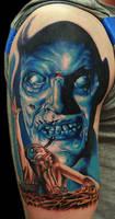 Evil Dead II by tat2istcecil