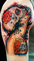 Brian Viveros by tat2istcecil