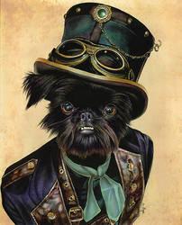 Sir Cornelius Kirby by tat2istcecil