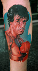 Rocky by tat2istcecil