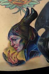 Maleficent by tat2istcecil