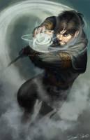 The Wraith by Rynnay