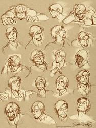 Cyrus expression sheet 2015 by Rynnay