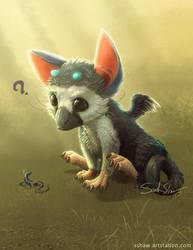 Baby Trico by Rynnay