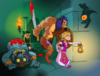 The Legend of Conan by SeanMcFarland