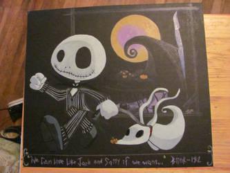 Jack and Zero by XMastermindSmirk39X