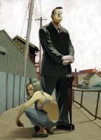 bodyguard by cuson