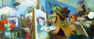Y9 studio by cuson