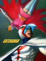gatchaman by cuson