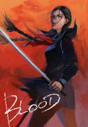Blood The Last Vampire by cuson