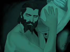 Dragon Age Blackwall:  Expectations by Tai-kee