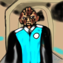 Orville Bortus by Number1Exile