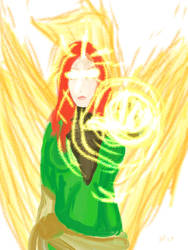Phoenix Jean Grey by Number1Exile