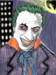 The Clown who Laughs  by Number1Exile