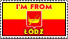 I'm From Lodz 2 Stamp by HeruNoTenchi