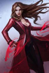 ScarletWitch by GothicQ