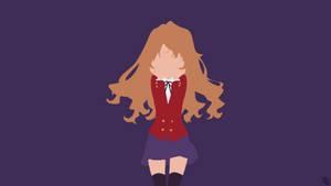 Taiga Aisaka (Toradora!) by ncoll36