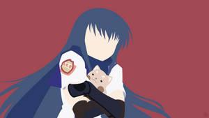 Shiina (Angel Beats) by ncoll36