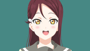 Riko Sakurauchi (Love Live! Sunshine!!) by ncoll36