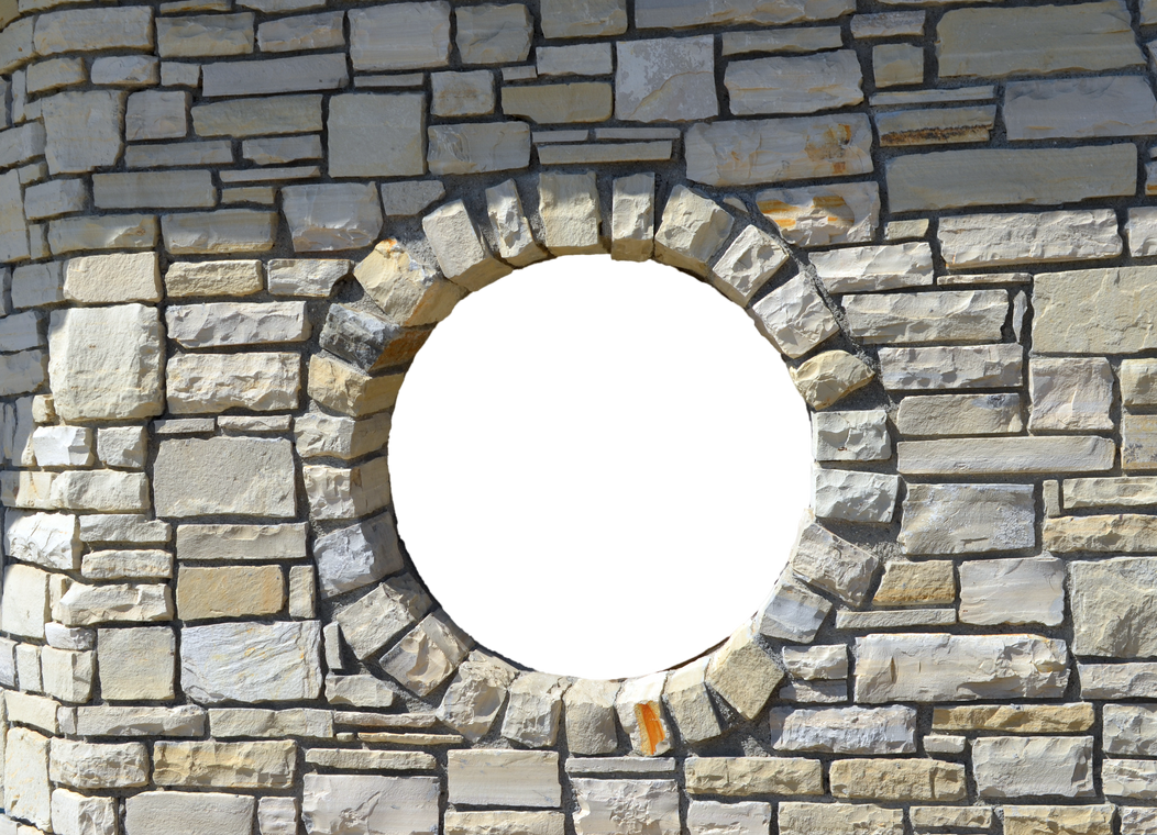 Brick Wall Round Window- Opening- PNG by annamae22 on ...