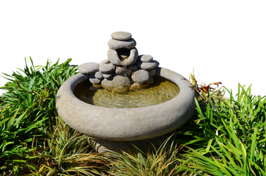 Fountain Stock Photo_ 0118 - PNG by annamae22