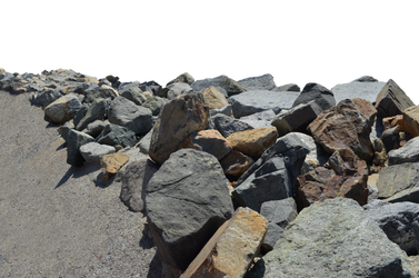 Rocks Stock Photo 0225 PNG Elements by annamae22
