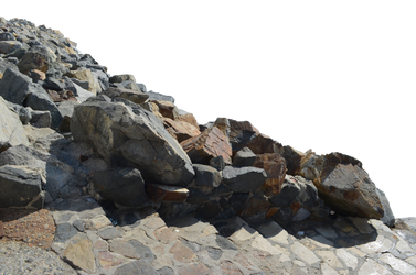 Rock Staircase Stock Photo 0232 PNG Elements by annamae22