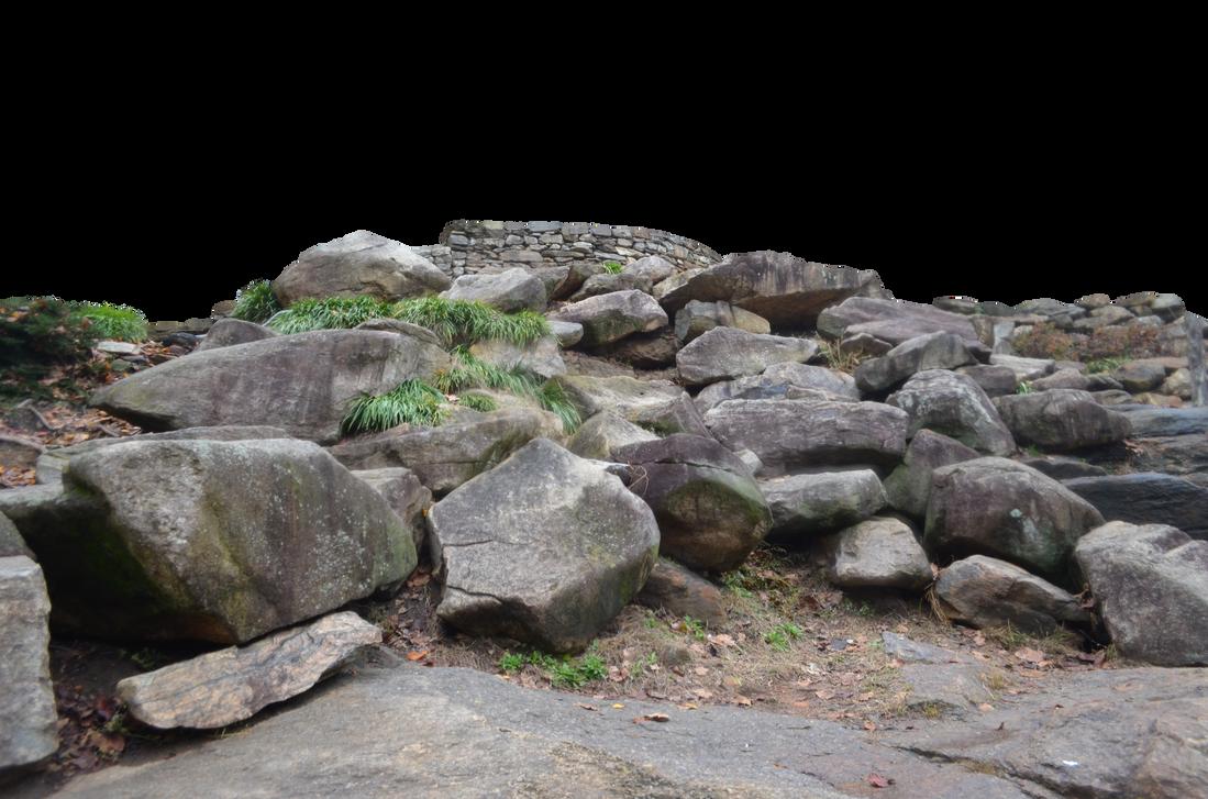 Stone Rocks Stock Photo DSC 0223 PNG by annamae22